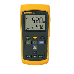 Fluke 52 Series II Digital Thermometer