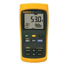 Fluke 53 Series II B Digital Thermometer