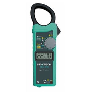 Kewtech Digital Clamp Meter KEW2200