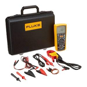 Fluke 1587 FC Insulation Tester + i400 Current Clamp Kit